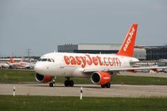 Airbus A319 Photo libre de droits