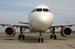 Airbus A320 Stock Photography