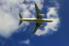 Airbus A320 - MSN 4366 airplane royalty free stock images