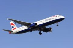 Airbus A321-231 Imagen de archivo