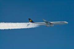 Airbus A340 Imagen de archivo