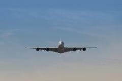 Airbus A380 Fotografia Stock