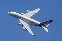 Airbus A380 Royalty Free Stock Photos
