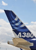 Airbus A380 Stock Photography