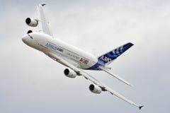 Airbus A380 Fotos de archivo