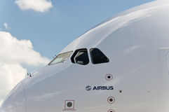 The Airbus A380 Royalty Free Stock Photography