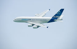 Airbus A380 Photos stock