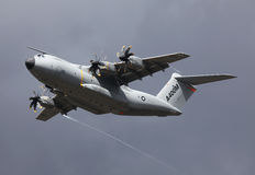 Airbus A400M Royalty Free Stock Image