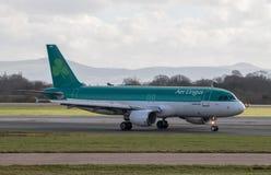 Airbus Aer Lingus A320 Στοκ εικόνες με δικαίωμα ελεύθερης χρήσης