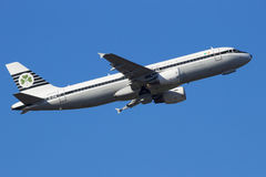 Airbus A318-321 Aer Lingus Stock Photography