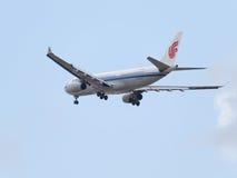 Airbus A330-243 Air China Foto de Stock