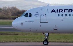 Airbus 320 Air France Στοκ φωτογραφία με δικαίωμα ελεύθερης χρήσης