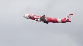 Airbus A330-343 AirAsia, Sydney Foto de Stock