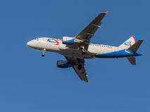 Airbus A319, airlines Ural Airlines Royalty Free Stock Image