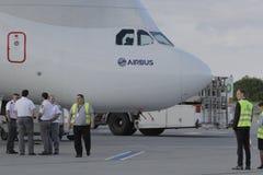 Airbus Beluga Royalty Free Stock Photo
