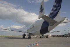 Airbus Beluga Royalty Free Stock Image