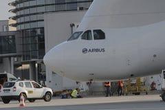Airbus Beluga Stock Image