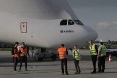 Airbus Beluga Royalty Free Stock Photos