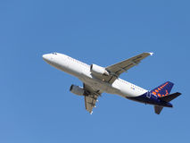 Airbus A320-214 Brussels Airlines Royalty Free Stock Image