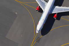 Airbus A330 of Czech Airlines Royalty Free Stock Photography