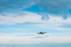 Airbus A320 D-AIUI der Fluglinie Lufthansa Lizenzfreies Stockbild