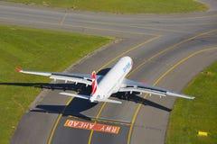 Airbus A330 de Czech Airlines Imagens de Stock Royalty Free