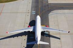 Airbus A330 de Czech Airlines Imagem de Stock