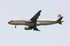 Airbus A320-200 de ligne aérienne orientale de la Chine Photo stock