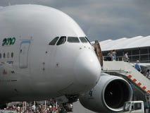 Airbus des 380 Image libre de droits