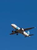 Airbus A320 Royalty Free Stock Photos