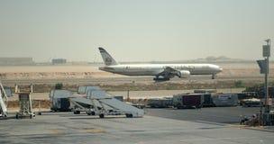 Airbus A330-243 Etihad Stock Image
