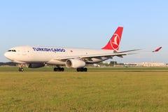 Airbus A330F Photographie stock libre de droits