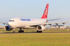Airbus A330F Photo libre de droits