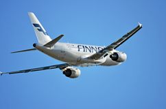 Airbus A319 Stock Image