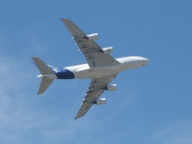 Airbus A380 Stock Image
