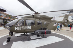Airbus H145M helicopter Stock Photography