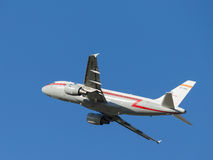 Airbus-A319, Iberia Airlines Stock Images
