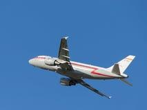 Airbus-A319, Iberia Linhas Aéreas Imagens de Stock
