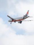 Airbus A320-232 Jetstar Airways Foto de Stock