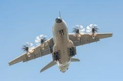 Airbus A400M Lizenzfreie Stockfotos