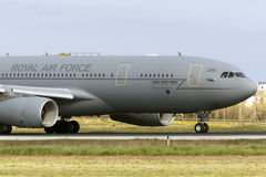 Airbus militar A330 Imagem de Stock Royalty Free