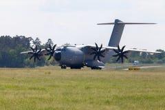 Airbus militar A plano de 400 M Foto de Stock