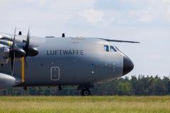 Airbus militar A plano de 400 M Imagem de Stock Royalty Free