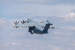 Airbus militar A plano de 400 M Fotos de Stock
