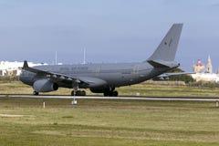 Airbus militare Fotografie Stock