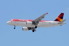 Airbus passenger jet Royalty Free Stock Photography
