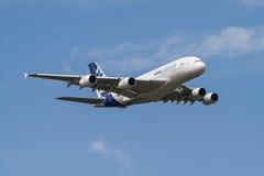 Airbus pesado Foto de Stock Royalty Free