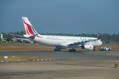 Airbus A330-343 4R-ALL SriLankan Airlines