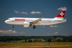 Airbus A 320 Stock Images