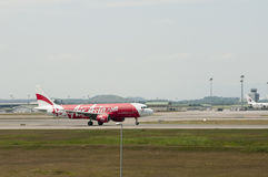 Airbus A320 Take Off Stock Images